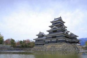 長野県・松本城