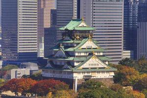 大阪城は、ポケモン大量との報告も